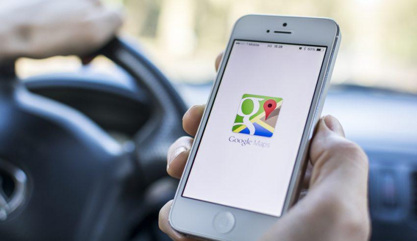 Buscador Google Maps