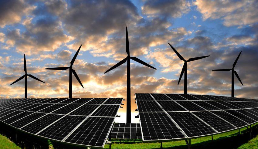 Energías renovables. Eficiencia energética