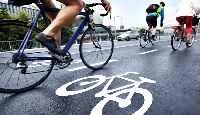 Movilidad en bicicleta