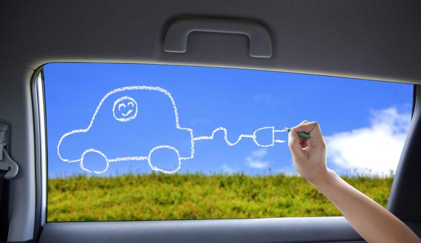 Historia del coche eléctrico