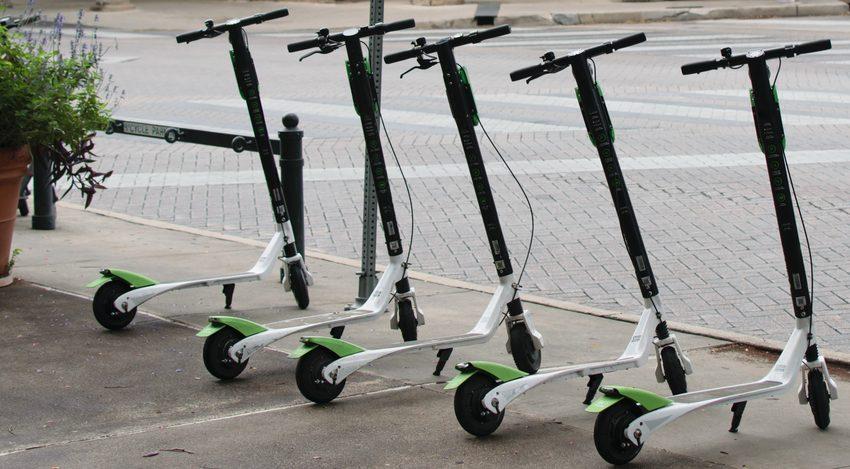 Nuevos patinetes eléctricos instalados en Madrid. Ordenanza municipal de MOvilidad
