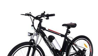 Bicicleta eléctrica de montaña Teamyy Ancheer