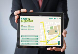 aplicación para compartir coche