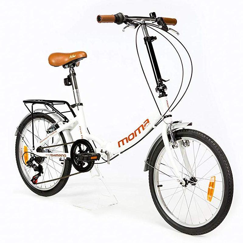 "Bicicleta plegable Moma bikes 20"""